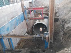 Pipe structure