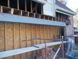 Residential Home Side Repair